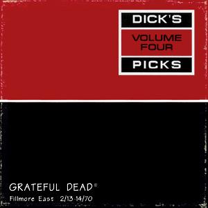 Grateful Dead - Dick's Picks Volume 4.jpg