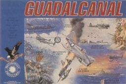 Box art for Guadalcanal