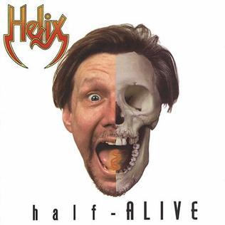 <i>Half-Alive</i> 1998 live album by Helix
