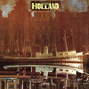 <i>Holland</i> (album) 1973 studio album by US band The Beach Boys