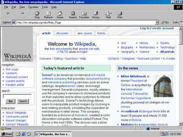 File:Internet Explorer 5 on Windows 98.png