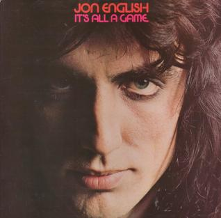 <i>Its All a Game</i> 1974 studio album by Jon English