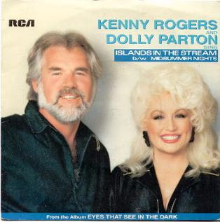 Islands in the Stream (song) 1983 Dolly Parton & Kenny Rogers song