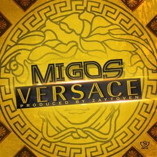 Versace (song) 2013 single by Migos