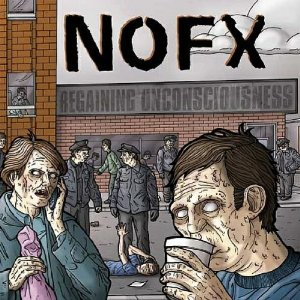 An examination of the message of nofxs 2003 album the war on errorism
