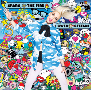 Gwen Stefani — Spark the Fire (studio acapella)
