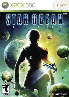 Picture of a game: Star Ocean: The Last Hope