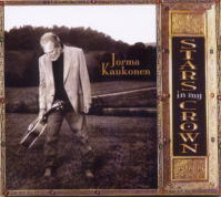 <i>Stars in My Crown</i> (album) 2007 studio album by Jorma Kaukonen
