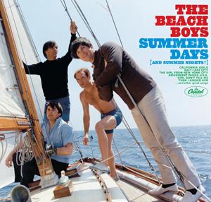 <i>Summer Days (And Summer Nights!!)</i> 1965 studio album by The Beach Boys