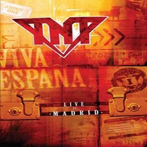 <i>Live in Madrid</i> (TNT album) 2006 CD and DVD of TNT performing