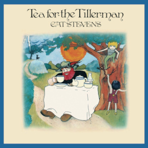 <i>Tea for the Tillerman</i> 1970 studio album by Cat Stevens