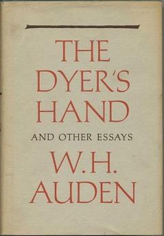 the unknown citizen by w h auden essay