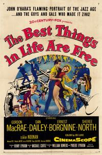the best things in life are free 1956
