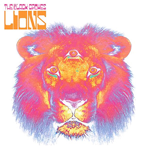 <i>Lions</i> (album) 2001 studio album by The Black Crowes