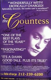 <i>The Countess</i> (play) 1995 play by Gregory Murphy