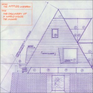<i>The Discovery of a World Inside the Moone</i> 2000 studio album by The Apples in Stereo