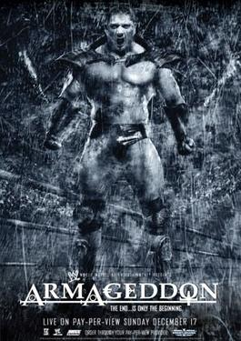 Post image of WWE Armageddon 2006
