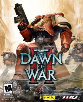 Warhammer 40,000: Dawn of War II box cover