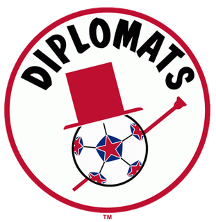 Washington Diplomats association football club in the United States