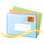 Windows Live Mail email client, electronic calendar and newreader, developed by Microsoft