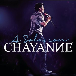 <i>A Solas Con Chayanne</i> 2012 live album by Chayanne