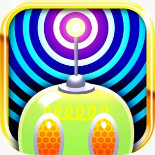 Bobo Explores Light 2011 educational book app for the iPad