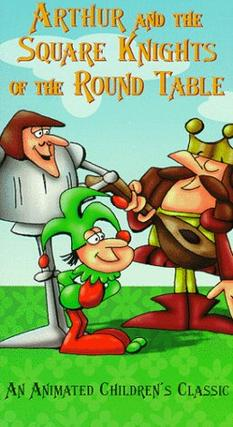 Arthur and the square knights of the round table wikipedia square knights of the round table arthur lancelot jesterg watchthetrailerfo