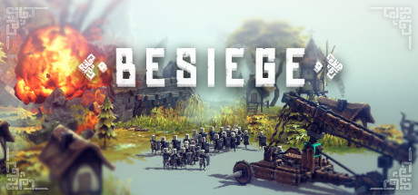 Picture of a game: Besiege