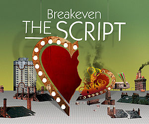 The Script — Breakeven (studio acapella)