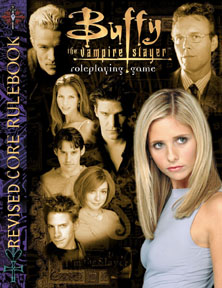 Buffy The Vampire Slayer RPG