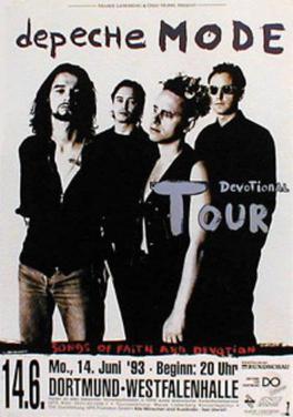 Depeche Mode 1993