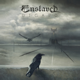 <i>Utgard</i> (album) 2020 studio album by Enslaved
