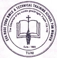 Eva Rose York Bible Training and Technical School for Women