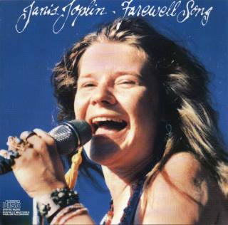 <i>Farewell Song</i> 1982 compilation album by Janis Joplin
