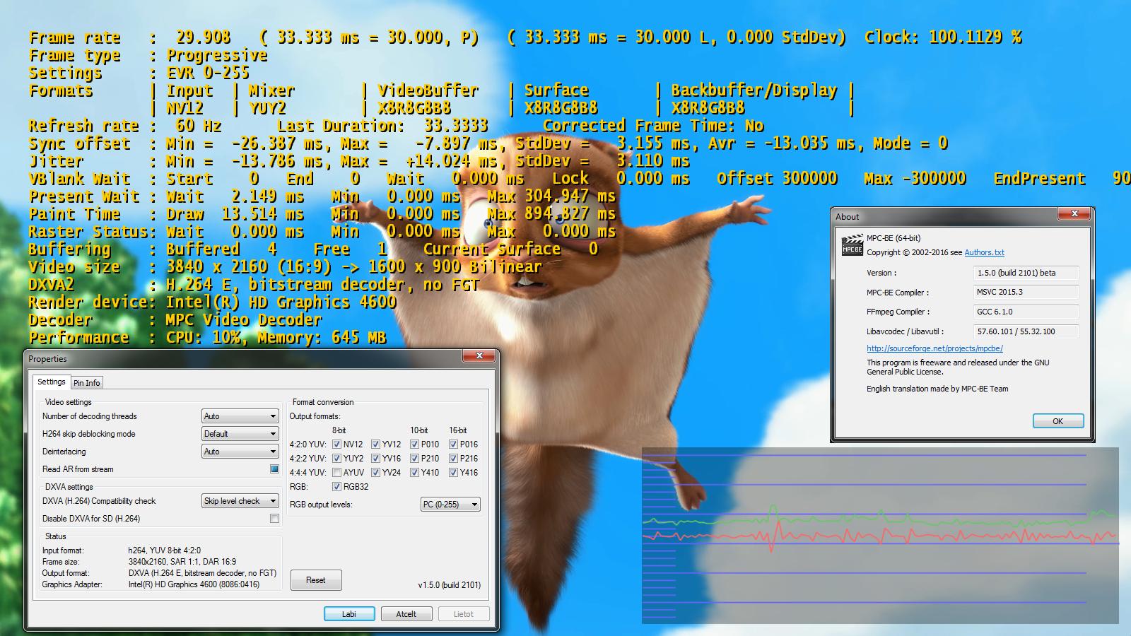 media preview configuration 64 bit