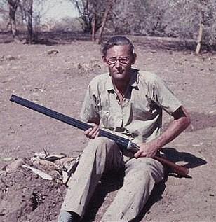 John Cloudsley-Thompson British naturalist and soldier