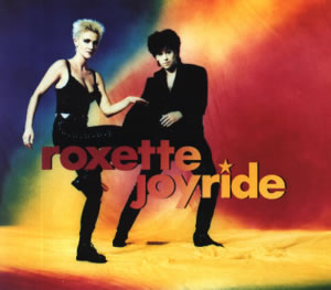 Roxette — Joyride (studio acapella)