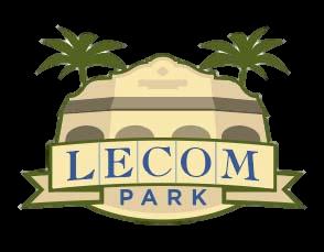 LECOM Park baseball field located in Bradenton, Florida