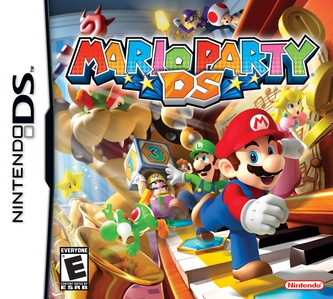 Picture of a game: Mario Party Ds