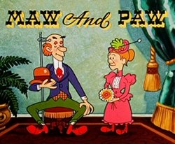 Maw and Paw movie poster