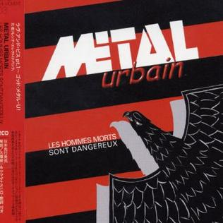 METAL URBAIN - LITTLE GIRL OF LOVE - FRENCH PUNK / ELECTRO PUNK ...