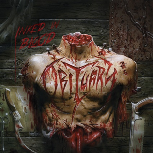 <i>Inked in Blood</i> 2014 studio album by Obituary