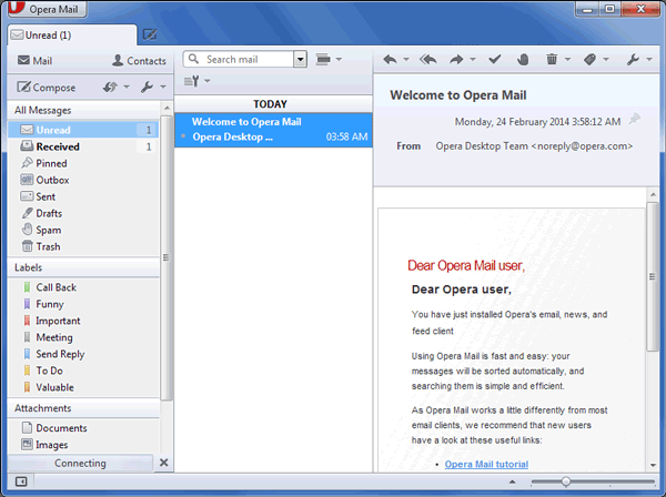 windows 7 mail client free download