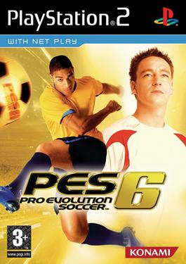 Image result for pes 6 cover