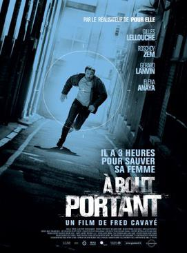 Point Blank (A bout portant) film poster