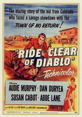Ride Clear of Diablo movie