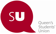 Logo of Queen's University Belfast Students' Union