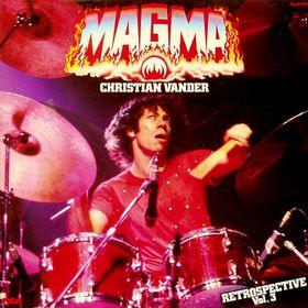 <i>Retrospektïẁ (Part III)</i> 1981 live album by Magma