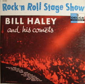 <i>Rock n Roll Stage Show</i> 1956 studio album by Bill Haley and His Comets