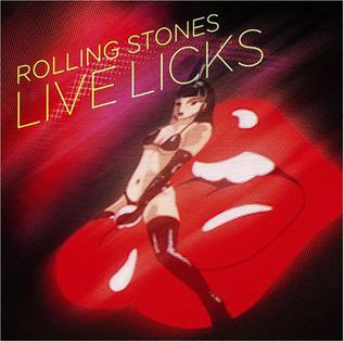 <i>Live Licks</i> 2004 live album by The Rolling Stones